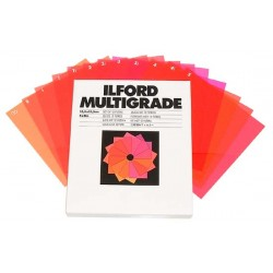 Ilford Multigrade Filter Set 89mm x 89mm