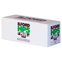 Ilford HP 5 Plus 120 Roll Film