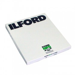 Ilford HP 5 Plus Sheet Film 10.2 x 12.7mm - 25 sheets