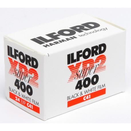 Ilford XP2 Super 35mm Cassette Film - 24