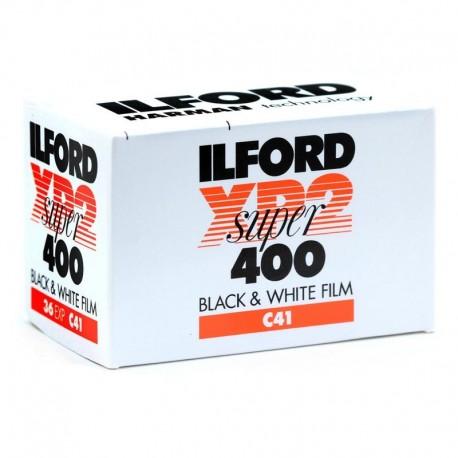 Ilford XP2 Super 35mm Cassette Film - 36