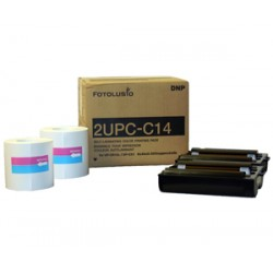 Sony Photo Paper - 2UPC-C14