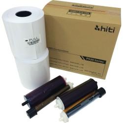 """HiTi P520 series 4"""" x 6"""" Ribbon & Paper Case"""