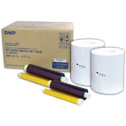 DNP DS-620 6x8 Media