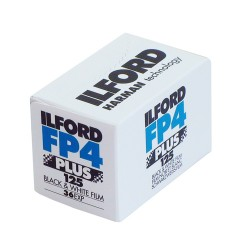 Ilford FP 4 Plus 35mm Cassette Film - 36