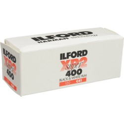 Ilford XP2 Super 120 Roll Film