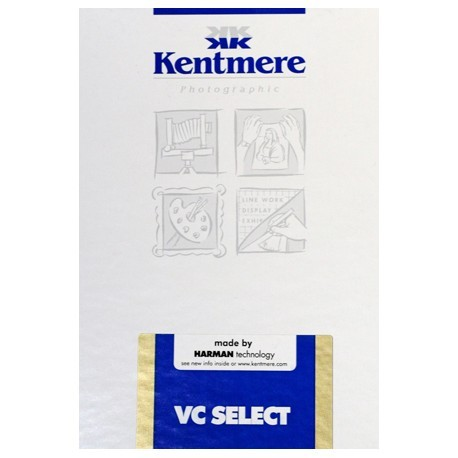 Kentmere VC Select Fine Lustre Sheets