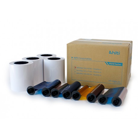 4 x 6 Ribbon & Paper Case for P510 Series