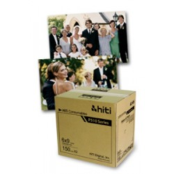 HiTi P510 series 6 x 9 Ribbon & Paper Case